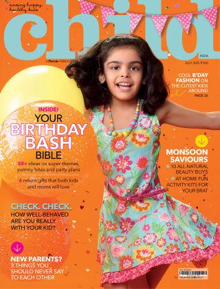 Child India July 2015