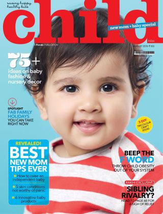 Child India August 2015