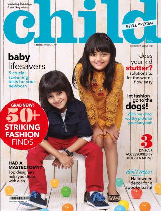 Child India October 2015