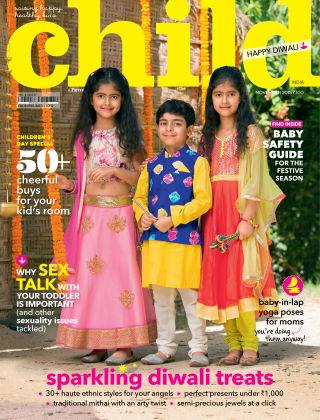 Child India November 2015