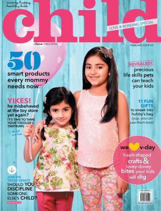 Child India February 2016