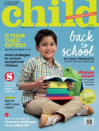 Child India April 2016