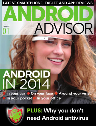 Android Advisor Issue 1