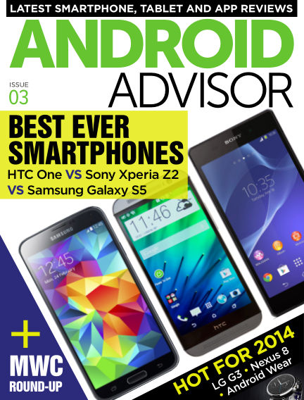Android Advisor March 27, 2014 00:00