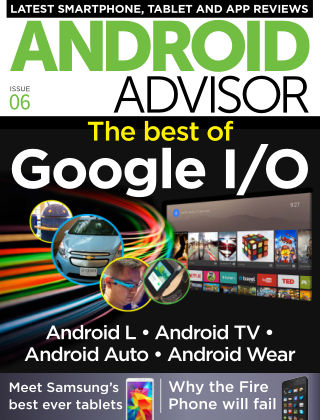 Android Advisor Issue 6