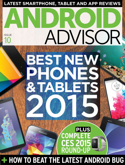 Android Advisor January 23, 2015 00:00