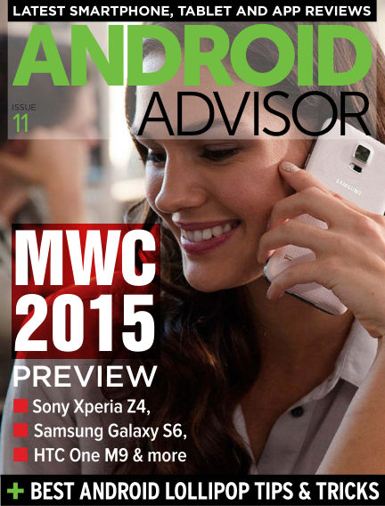 Android Advisor February 20, 2015 00:00