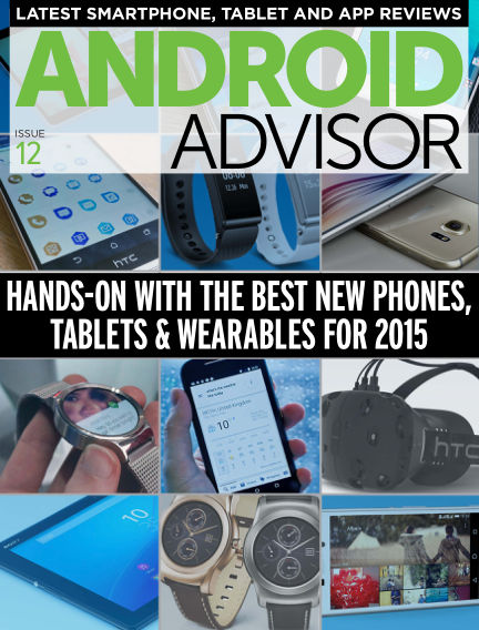 Android Advisor March 20, 2015 00:00