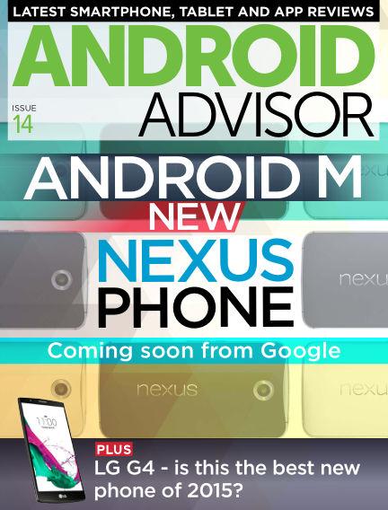 Android Advisor May 22, 2015 00:00