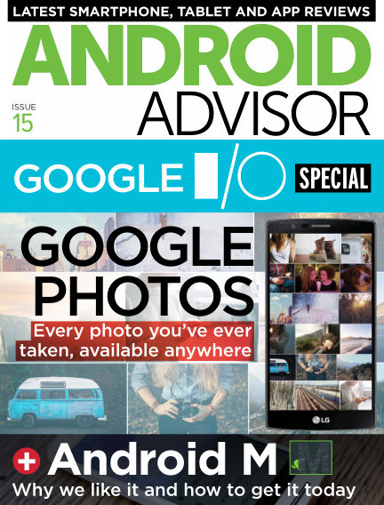Android Advisor June 19, 2015 00:00