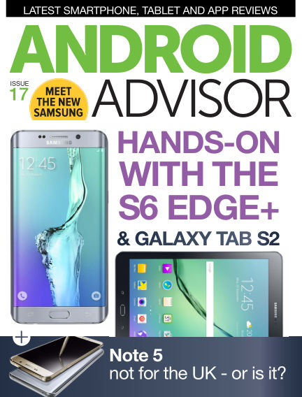 Android Advisor August 21, 2015 00:00