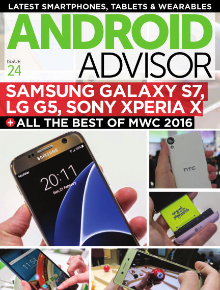 Android Advisor March 18, 2016 00:00