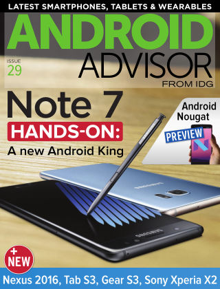 Android Advisor 29