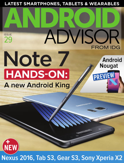 Android Advisor August 26, 2016 00:00
