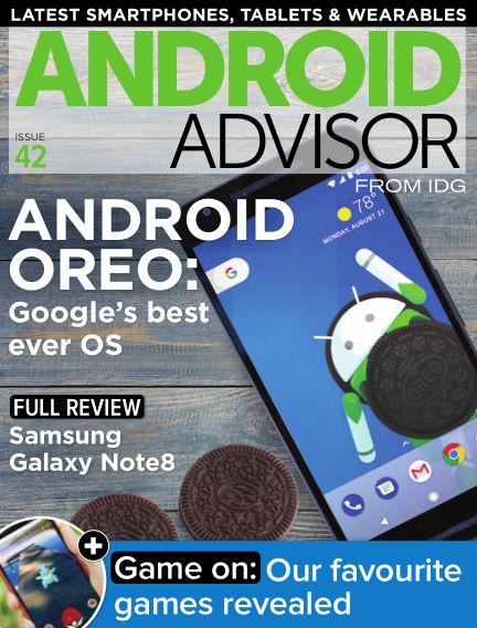 Android Advisor September 22, 2017 00:00
