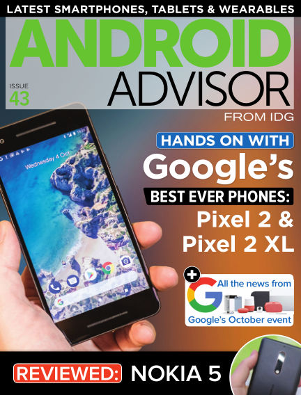 Android Advisor October 20, 2017 00:00