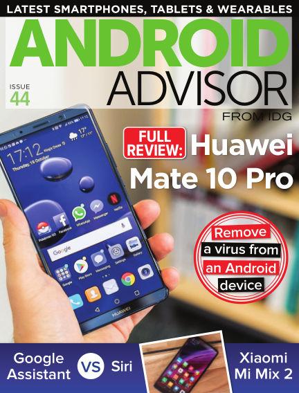 Android Advisor November 17, 2017 00:00