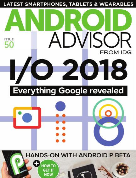Android Advisor May 18, 2018 00:00