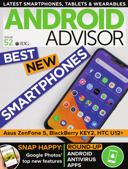 Android Advisor July 27, 2018 00:00
