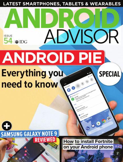 Android Advisor September 21, 2018 00:00