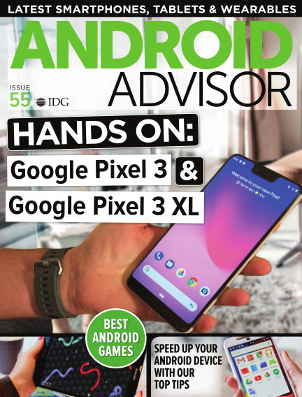 Android Advisor October 19, 2018 00:00