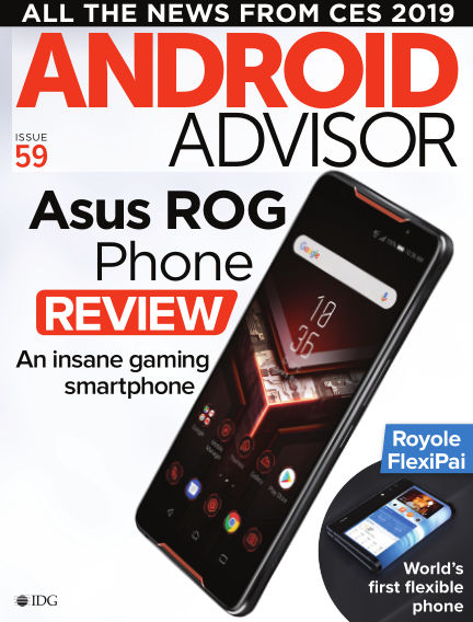 Android Advisor February 15, 2019 00:00
