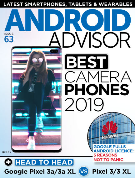 Android Advisor June 21, 2019 00:00