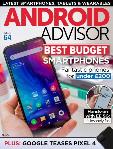 Android Advisor July 26, 2019 00:00