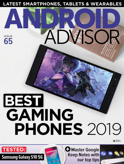 Android Advisor August 23, 2019 00:00