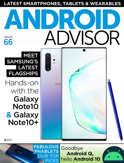 Android Advisor September 20, 2019 00:00