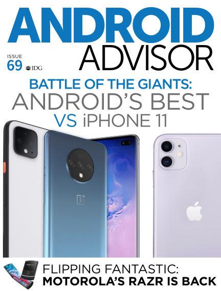 Android Advisor December 13, 2019 00:00