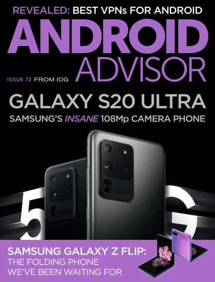 Android Advisor March 13, 2020 00:00