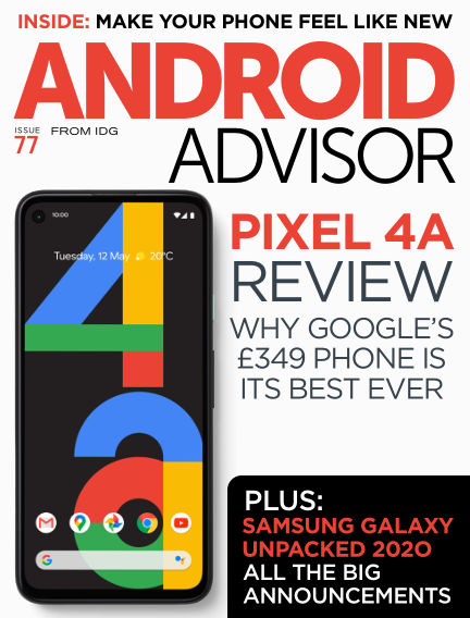 Android Advisor August 21, 2020 00:00