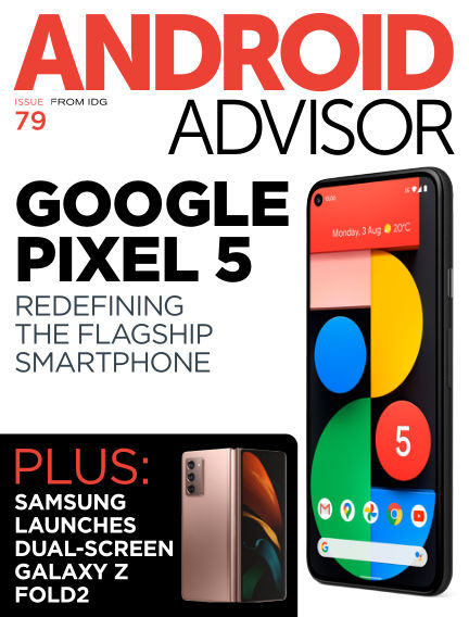 Android Advisor October 16, 2020 00:00