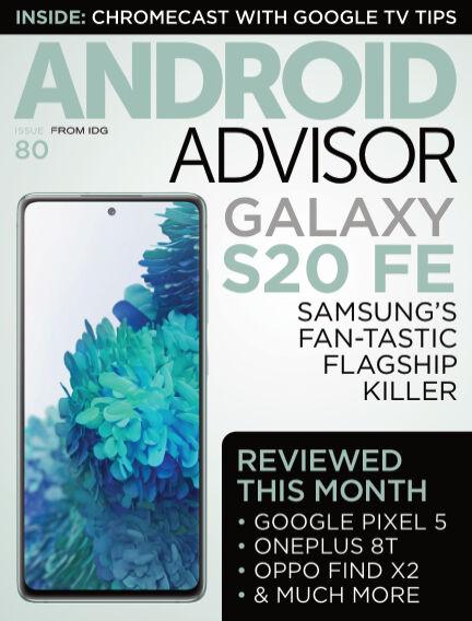 Android Advisor November 04, 2020 00:00