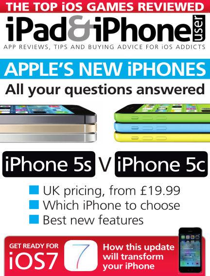 iPad & iPhone User September 01, 2013 00:00
