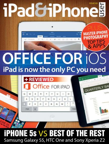 iPad & iPhone User April 18, 2014 00:00