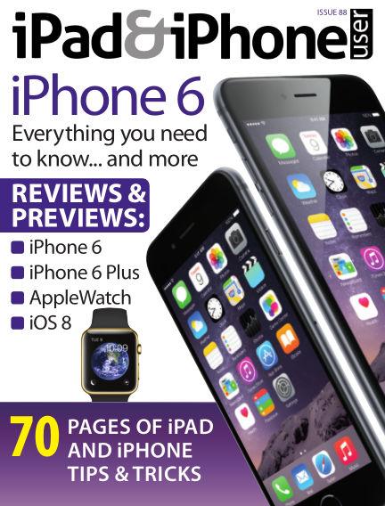 iPad & iPhone User September 19, 2014 00:00