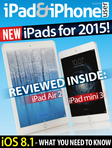 iPad & iPhone User October 24, 2014 00:00