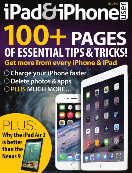 iPad & iPhone User November 21, 2014 00:00