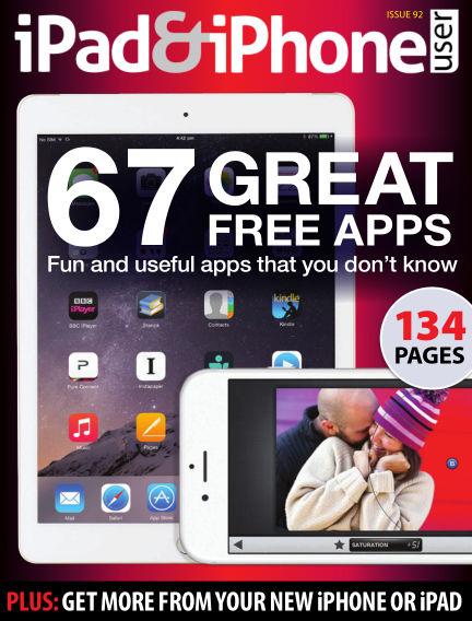 iPad & iPhone User January 16, 2015 00:00