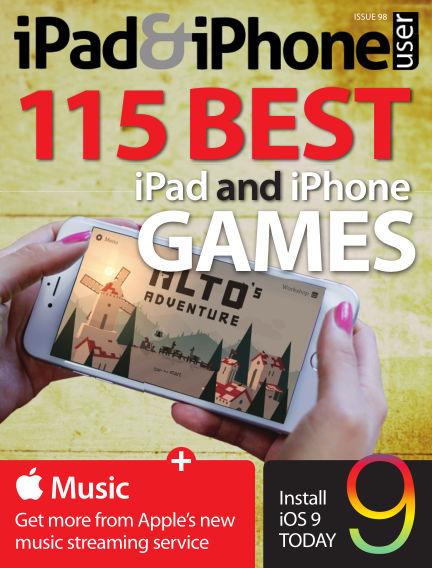 iPad & iPhone User July 22, 2015 00:00