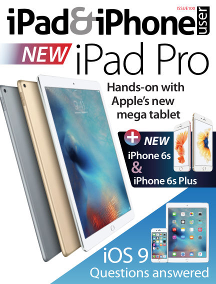 iPad & iPhone User September 16, 2015 00:00