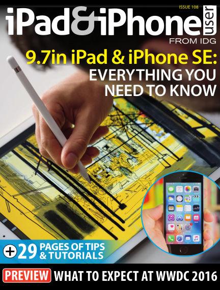 iPad & iPhone User May 27, 2016 00:00