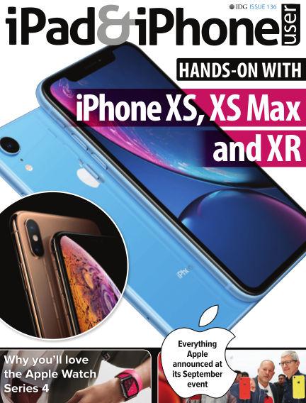 iPad & iPhone User September 21, 2018 00:00