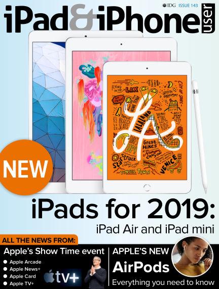 iPad & iPhone User April 12, 2019 00:00