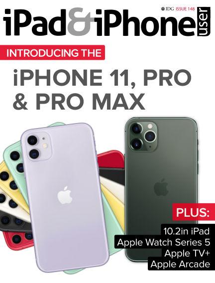 iPad & iPhone User September 20, 2019 00:00