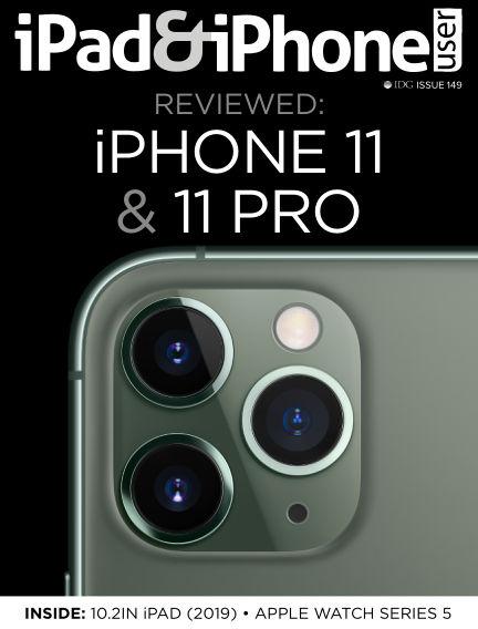 iPad & iPhone User October 18, 2019 00:00