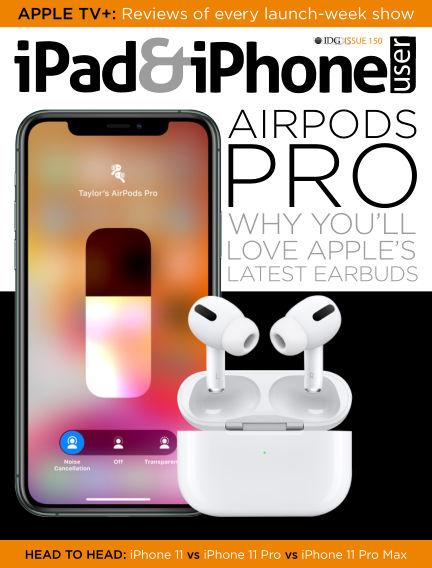 iPad & iPhone User November 15, 2019 00:00