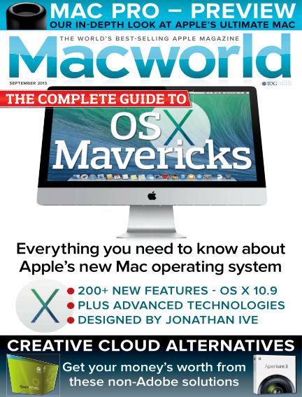 Macworld UK September 01, 2013 00:00